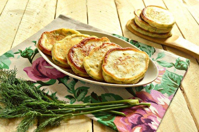 Оладьи со вкусом «Хачапури». Изумительная вкуснятина!