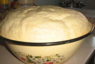 Тесто «Как пух»! Быстрое прекрасное тесто для любой выпечки!