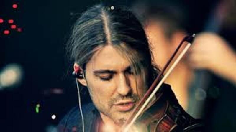 Его называют вторым Паганинни! Скрипач- виртуоз Дэвид Гаррет заставит Вас поволноваться!