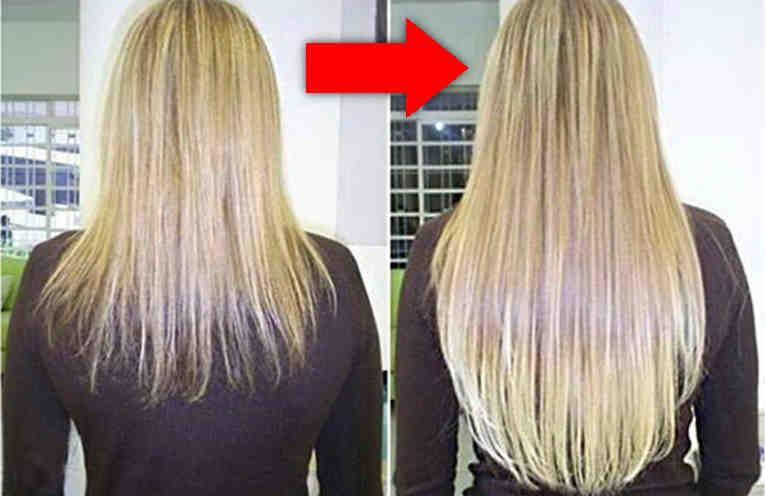 Домашний шампунь, от которого отлично растут волосы!