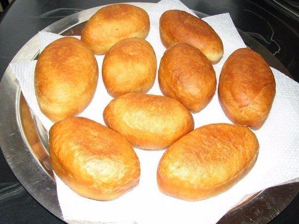 Всем советую приготовить тесто для жареных пирожков по моему рецепту. Получаются воздушные и самые вкусные!