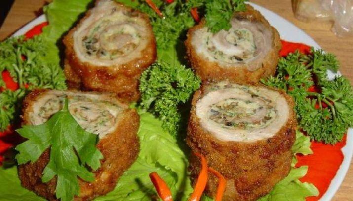 Горячая закуска «Мясные пенёчки». Оригинально и вкусно!