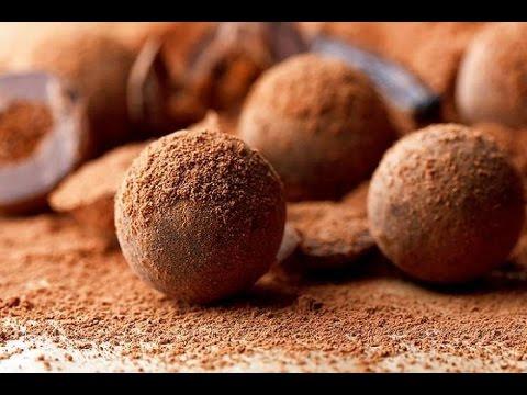 Очень вкусные Шоколадные Трюфели