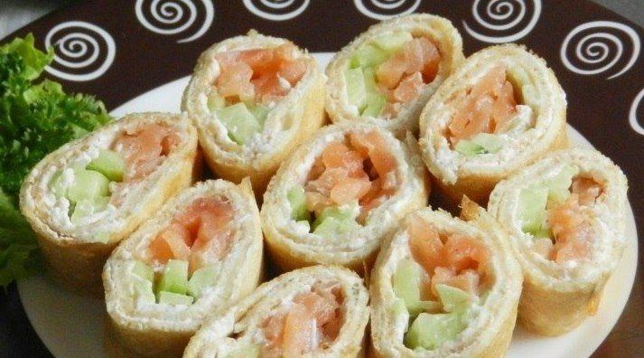 10 отличных закусок для праздничного стола