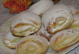 Творожное печенье «Нежность»
