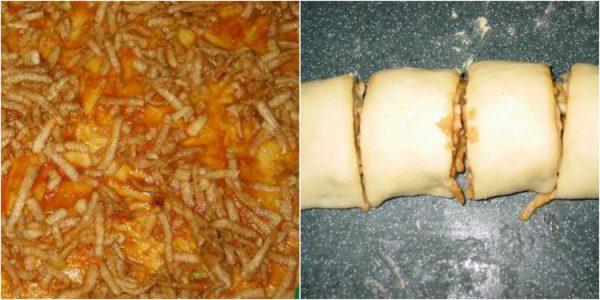 Булочки на кефире с яблоками: ароматные и нежные, как бабушкины руки! Всегда пеку, когда хочу вернутся в детство!