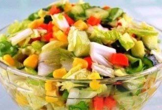 ТОП-7 вкусных салатов без майонеза! Лучшая подборка Салатов без майонеза на 2018 год!