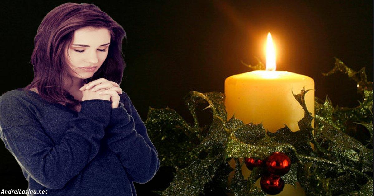 Вот молитва, которую нужно прочесть в ночь на Рождество - и она принесёт благополучие!