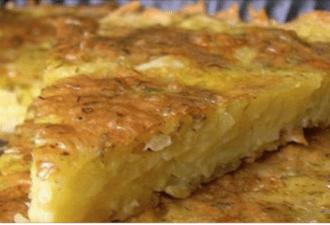Она смешала натертый картофель с сыром и чесноком и отправила в духовку. Так просто, но безумно вкусно! Поразительно вкусно…