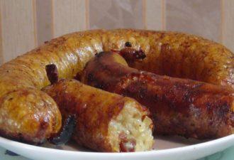 Картофельная колбаса- это невероятная вкуснятина!!!
