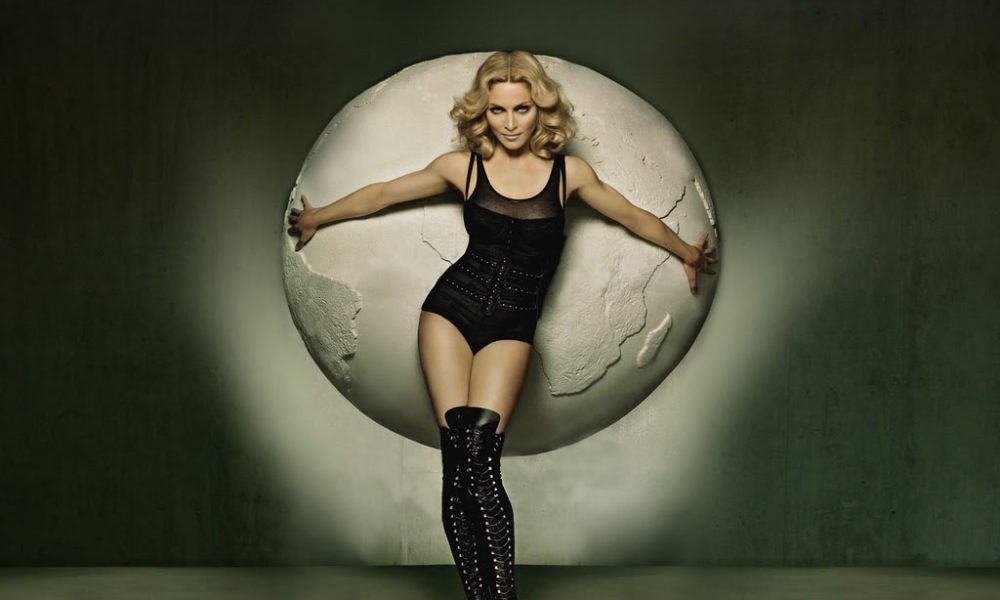 5 советов по фитнесу от самой Мадонны!