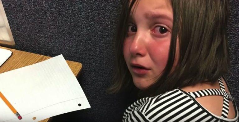8-летняя девочка после школы не вернулась домой. Первым делом мама бросилась в школу и нашла свою дочь... в клетке...
