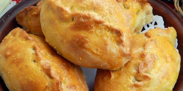 Пирожки с капустой на заварном тесте с кефиром: готовлю каждое воскресенье! Намного вкуснее, чем с обычным тестом!