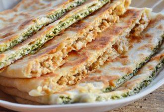 Очень вкусно! Отдыхая в прошлом году в Турции, мы ели их каждый день: Гезлеме — турецкие лепешки