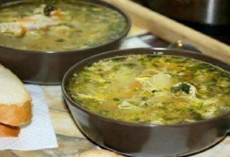 Мой любимый куриный суп с яйцом. Не рецепт, а находка! Из первых блюд он лучший!