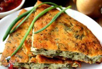 Предлагаю приготовить несладкую запеканку из творога с зеленью — вкусно, сытно и полезно!