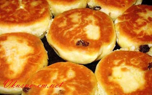 Вкусные, ароматные, домашние сырники в духовке. Минимум сил, затрат и времени!