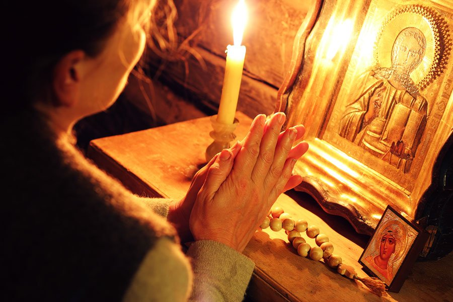 Молитвы на удачу