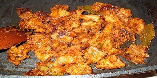 Оджахури — грузинское мясное блюдо для всей семьи! Язык можно проглотить! Ох уж эти грузины!