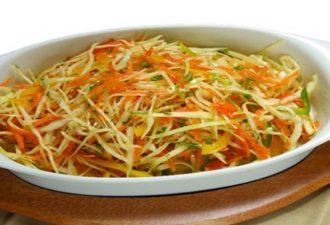 3 классных заправки для салата из капусты! Сохраните, чтобы не потерять!