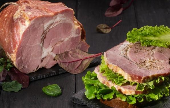 Мясо для бутербродов. Лучший вкусный рецептик!