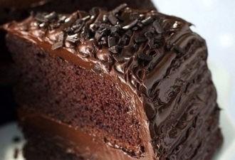 Торт «Шифоновая Прага». Самый вкусный шоколадный торт!
