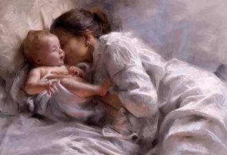 12 волшебных фраз перед сном ребенку! Эти слова имеют поразительный эффект!