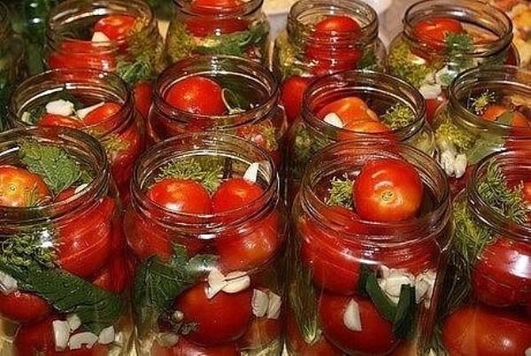 5 самых рецептов закруток с помидорами
